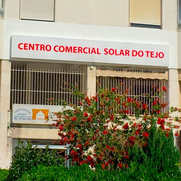 Reclamo Luminoso Solar do Tejo- RJB Publicidade