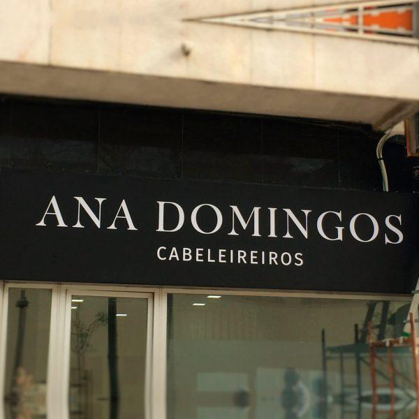 Reclamo Luminoso Ana Domingos - RJB Publicidade