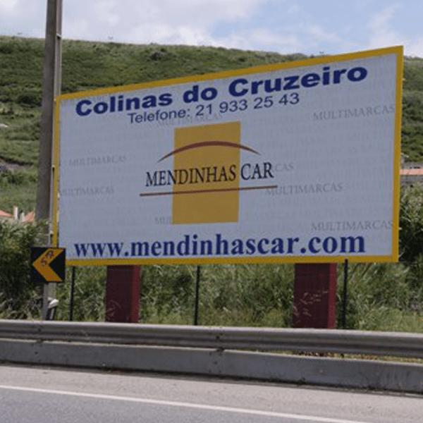 Outdoor Mendinhas Car - RJB Publicidade