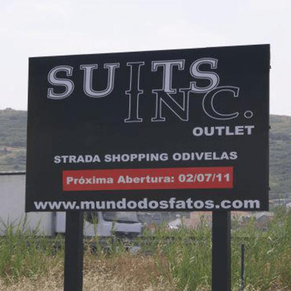 Outdoor Suits Inc - RJB Publicidade