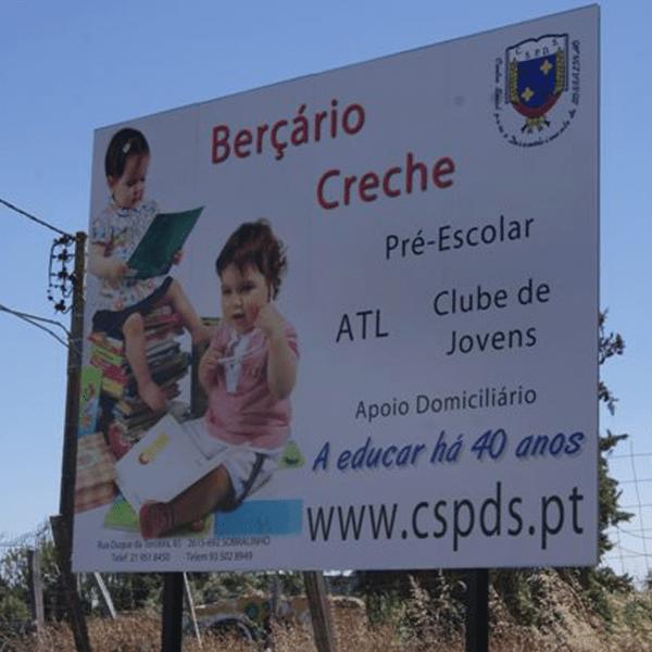 Outdoor CSPDS - RJB Publicidade