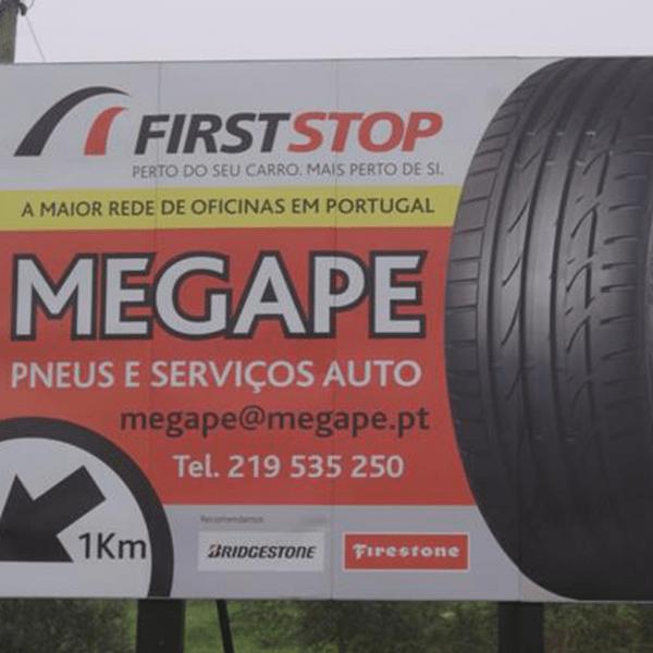 Outdoor Megape - RJB Publicidade