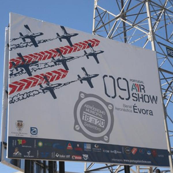 Outdoor AirShow- RJB Publicidade