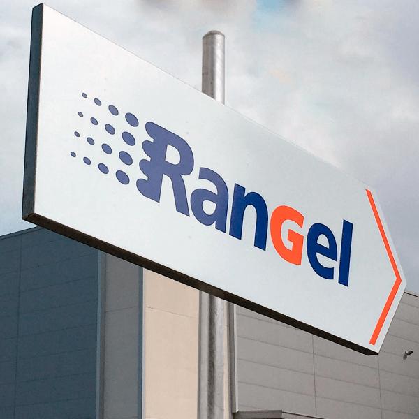 Placa de Chapa - Rangel